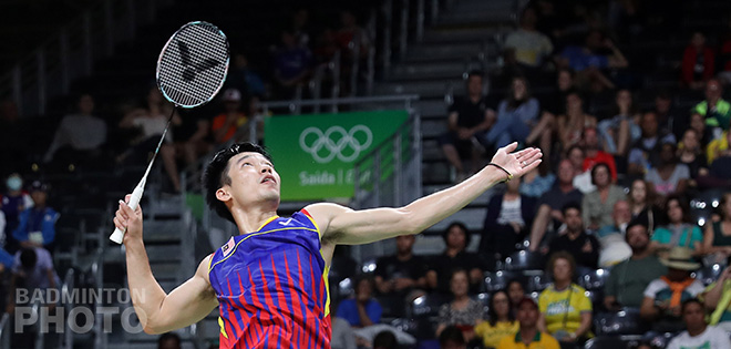 The evening session of the 4th day of the badminton event in Rio proved once again that Asian badminton is on top of the mixed doubles event. Xu Chen and […]