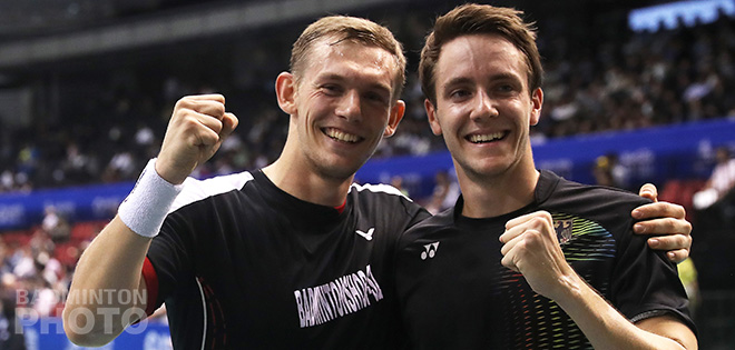 The first World Superseries tournament after the Olympics kicked off in Tokyo Metropolitan Gymnasium on Tuesday. German young players Lamsfuss and Seidelcreated abig upset against 1st seeded China's veteran in […]