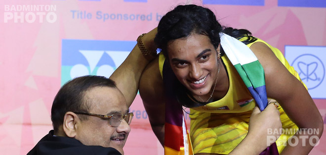 India's Pusarla Venkata Sindhu continues her 2017 march into April, winning her home Superseries event, with a reversal of her last final against Olympic gold medallist Carolina Marin. By Don […]