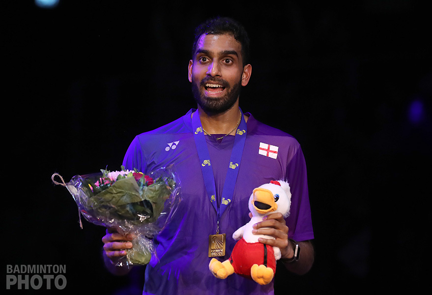 2017 European Champion Rajiv Ouseph has announced he will leave international badminton following next month's World Championships. Photos: Badmintonphoto Badminton England reported yesterday that Britain's top men's singles shuttler Rajiv […]