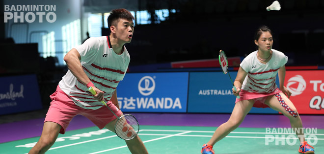Wang Chi-Lin is up for the first doubles double of 2017 as he prevailed in both of his semi-finals at the Chinese Taipei Open on Saturday. By Don Hearn. Photos: […]