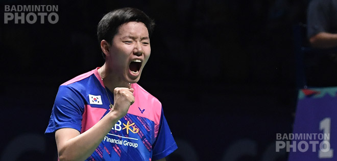 Playing mixed doubles in a Grand Prix Gold event for the first time in his career, Korea's Seo Seung Jae won the Chinese Taipei Open, together with former champion Kim […]