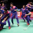 Korea shall remember the Gold Coast for other than sand and sunshine.  Chae Yoo Jung and Choi Sol Gyu converted Korea's 8th final across four calendar decades and ended China's […]