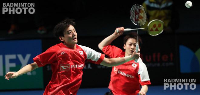 Takuto Inoue / Yuki Kaneko won the battle of the would-be first time Grand Prix Gold titlists, beating Lu Ching Yao / Yang Po Han to become 2017 U.S. Open […]