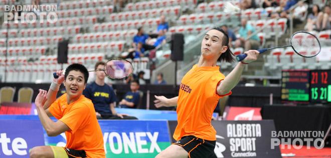 Lu Ching Yao / Yang Po Han and Takuto Inoue / Yuki Kaneko enjoyed narrow semi-final victories and will face off to determine which will make the 2017 U.S. Open […]
