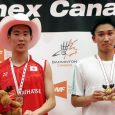 On December 12, the Nippon Badminton Association (NBA) announced its national team members for 2018, adding mostly finalists from the 2017 Canada Open. By Miyuki Komiya. Photos: Yves Lacroix / […]