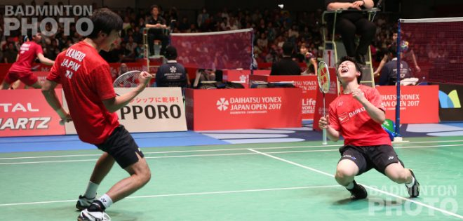 Takuro Hoki,Takuto Inoue, Yuki Kaneko became the third and fourth & fifth Japanese men to book appearances in final matches at the Japan Open as the home team added upsets […]