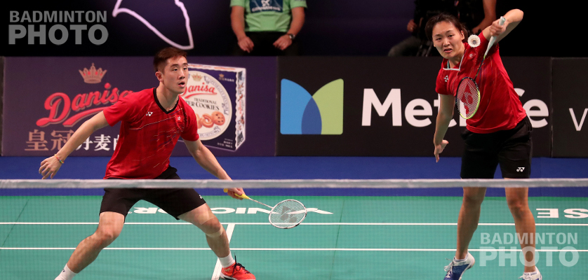 Lefthanders Lee Hyun Il and Tang Chun Man / Tse Ying Suet rose up to upset their favoured opponents in the semi-finals of the Denmark Open Superseries Premier. By Don […]
