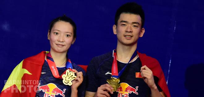 China's Huang Yaqiong won the doubles double at the Macau Open Grand Prix Gold, including a convincing win with new partner Zheng Siwei. By Don Hearn. Photos: Mak Chiu Wo […]