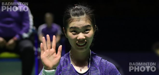 Gao Fangjie, Kim Hye Rin, and Mathias Christiansen all booked career first berths in a Superseries final after their big upsets on Saturday at the China Open in Fuzhou. By […]