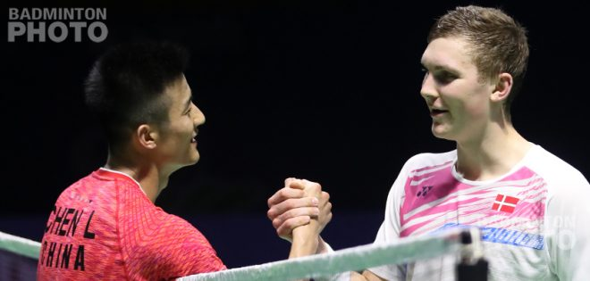 Akane Yamaguchi and Chen Long each took their first Superseries title of the year at the China Open in Fuzhou. By Don Hearn.  Photos: Yves Lacroix / Badmintonphoto (live) For […]
