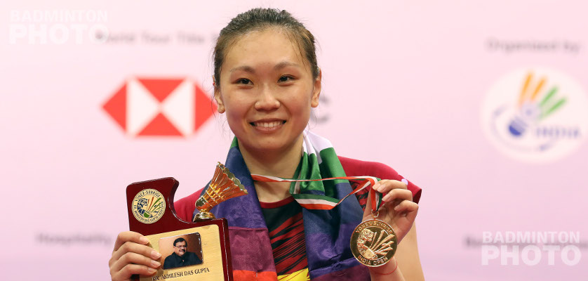 Zhang Beiwen picked up the biggest title of her career, silencing the New Delhi crowd as she blocked local favourite P. V. Sindhu's attempt at an India Open title defense. […]