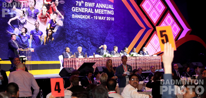 A majority at the BWF Annual General Meeting voted for the 5×11-point scoring system proposal but without a 2/3 majority, the current 21-point system is here to stay. By Don […]
