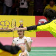 Thailand's women's badminton team made history today, beating China 3-2 to reach the Uber Cup final for the first time in the event's 61-year history. By Don Hearn. Photos: Badmintonphoto […]