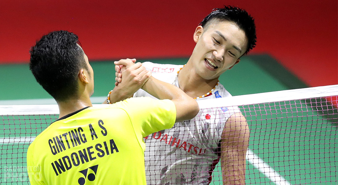 Indonesia's top men's singles player, Anthony Ginting still can not find the right strategy to beat Japanese star Kento Momota, who has emerged the victor for the second straight week. […]