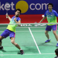 Afternoon spectators were treated to some disappointing losses by home shuttlers on the TV court but Indonesia managed to ensure spots in two of Sunday's finals. Story: Sulistianing Ambarwati, Badzine […]