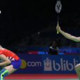 Chan Peng Soon and Goh Liu Ying finished off quarter-finals day with an upset of mixed doubles world #1 Wang Yilyu / Huang Dongping. Story: Naomi Indartiningrum, Badzine Correspondent live […]
