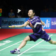 In a replay of last Sunday's final, Tai Tzu Ying recorded her 6th straight win over He Bingjiao winning in just over half an hour. Story: Sulistianing Ambarwati, Badzine Correspondent […]