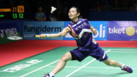 In a replay of last Sunday's final, Tai Tzu Ying recorded her 6th straight win over He Bingjiao winning in just over half an hour. Story: Sulistianing Ambarwati, Badzine Correspondent […]
