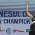 With the support from Indonesian fans, Tai Tzu Ying won her 9th straight victory over Chen Yufei and her 5th straight 2018 title, while the day ended with a 4th […]