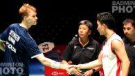 """Most of the badminton world's top 32 in 3 disciplines gathered to kick off the 2018 Japan Open, in a new hall """"Musashi Forest Sports Plaza"""" in Chofu City, Tokyo. […]"""