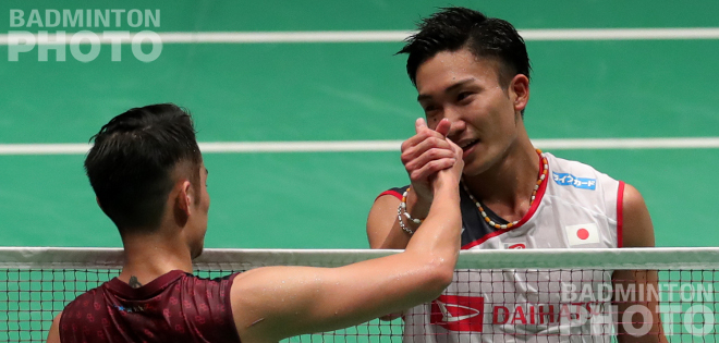 When Kento Momota was a boy, he dreamt of playing with his idol, Lin Dan, and on Friday at the Japan Open, he faced him as the reigning World Champion… […]