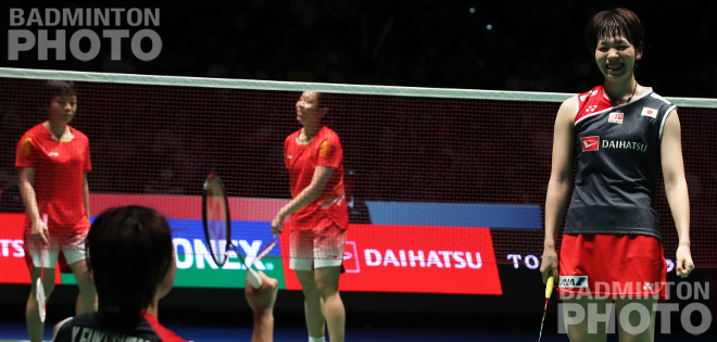 You had to be either a World Champion, or the world #1, or both, to title at the Japan Open in 2018. By Miyuki Komiya, Badzine Correspondent live in Tokyo. […]