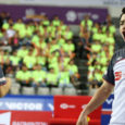Semi-finals day at the Korea Open began with both Hoki/Kobayashi and He/Du booking finals berths at Super 500 level for the first time in their career. By Don Hearn, Badzine […]