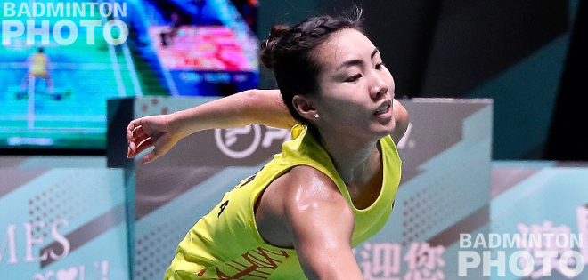 5 years after reaching her first Grand Prix Gold final in Macau, Canada's Michelle Li became champion at the Macau Open Super 300. By Don Hearn. Photos: Jane Piyatat / […]