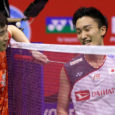 Korea's Son Wan Ho scored his first win over Kento Momota in 3 years to reach his first final in nearly 2 years, at the Hong Kong Open. By Don […]