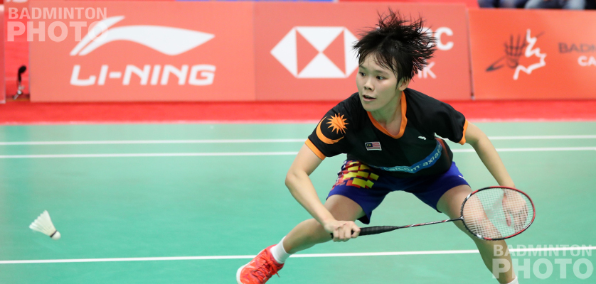 Goh Jin Wei added a World Junior Championship title to the won she won back in 2015, while Kunlavut Vitidsarn took his second in a row. By Don Hearn. Photos: […]