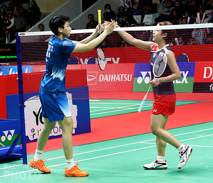 Struggling with errors during her match, women's singles world #2 Nozomi Okuhara lost in straight games to China's Chen Xiaoxin. By Sulistianing Ambarwati, Badzine Correspondent live in Jakarta. Photos: Raphael […]