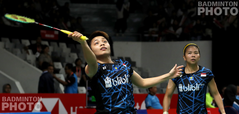 Greysia Polii and Apriyani Rahayu bounced back from a troublesome first game to advance at the Indonesia Masters, while Korea saw 2 of 3 pairs into the men's doubles second […]