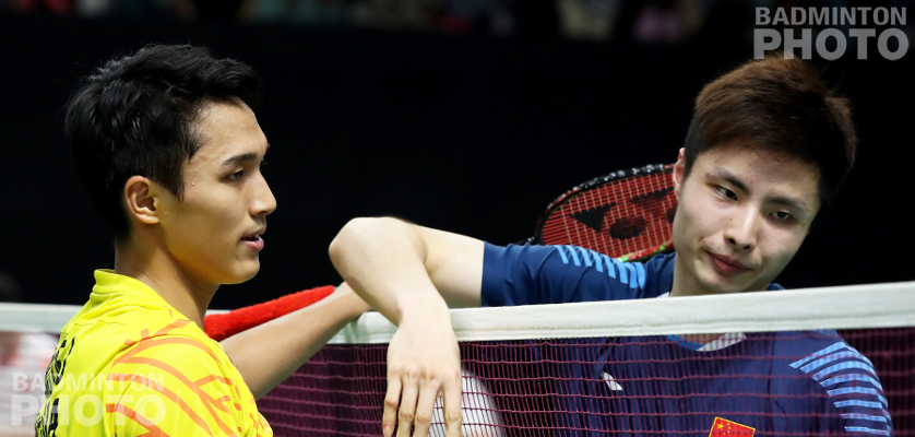 Jonatan Christie added to his winning record against world #2 Shi Yuqi in a surprisingly short appearance on Court 1. Story: Sulistianing Ambarwati and Naomi Indartiningrum, Badzine Correspondents live in […]