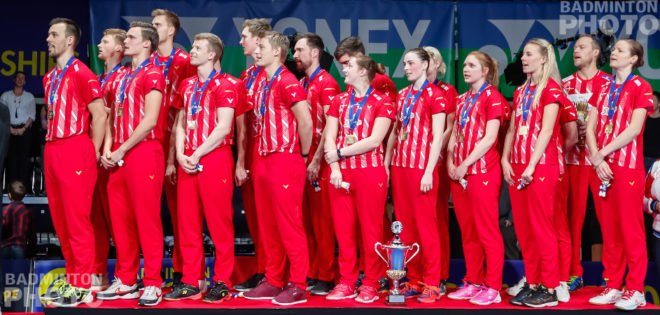 Australia, Denmark, and Canada, all repeated as mixed team champions in their respective continents on the weekend, with only Australia being made to work for it in their final tie. […]