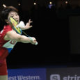 Akane Yamaguchi had to dig deep to beat Thailand's Ratchanok Intanon to win her 3rd straight German Open title, while Korea's Seo/Chae won their 2nd title in as many weeks. […]