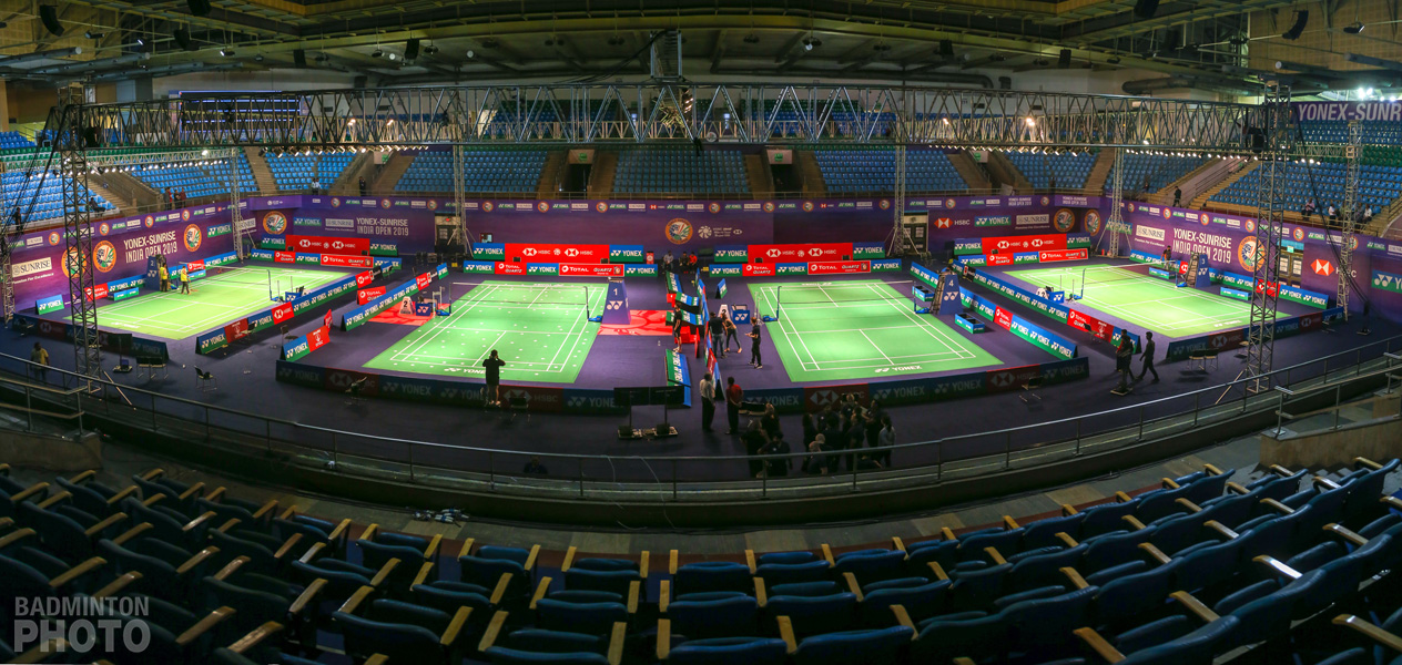 The Indian government's decision to suspend visas for nationals of Korea and Japan could cull nearly half of the seeded players from the field for the upcoming India Open. Photos: […]