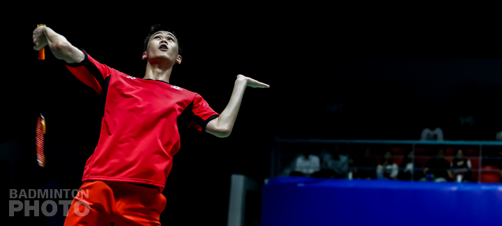 Brian Yang narrowly missed a triple crown at the Pan Am Junior Championships, but partner Jonathan Chien teamed up with Crystal Lai to pull off the mixed doubles triple as […]