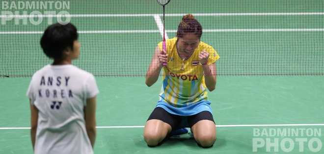 Korea's attempt at a title defense at the Sudirman Cup ended with An Se Young unable to reproduce her own magic against Ratchanok Intanon, as Thailand won 3-1 to book […]