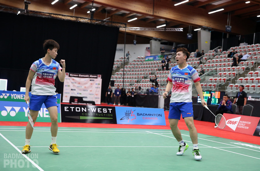 Zhang Yiman won her first major title at the Vietnam Open and Zhang Shuxian did too, but missed out on the doubles double. Photos: Badmintonphoto (archives) 19-year-old Zhang Shuxian took […]