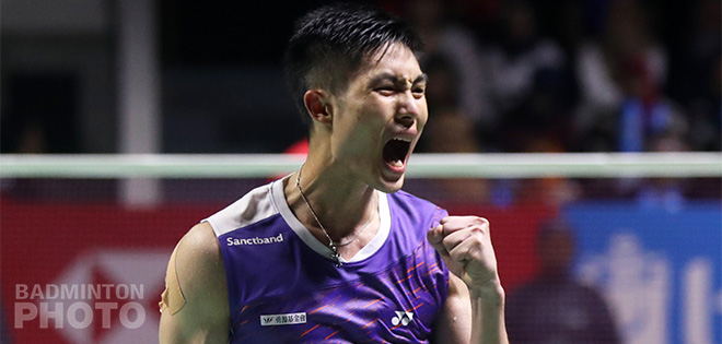 Chou Tien Chen made history for Chinese Taipei today as he became the first player from the island to win the men's singles title at the Indonesia Open. Story: Nadhira […]