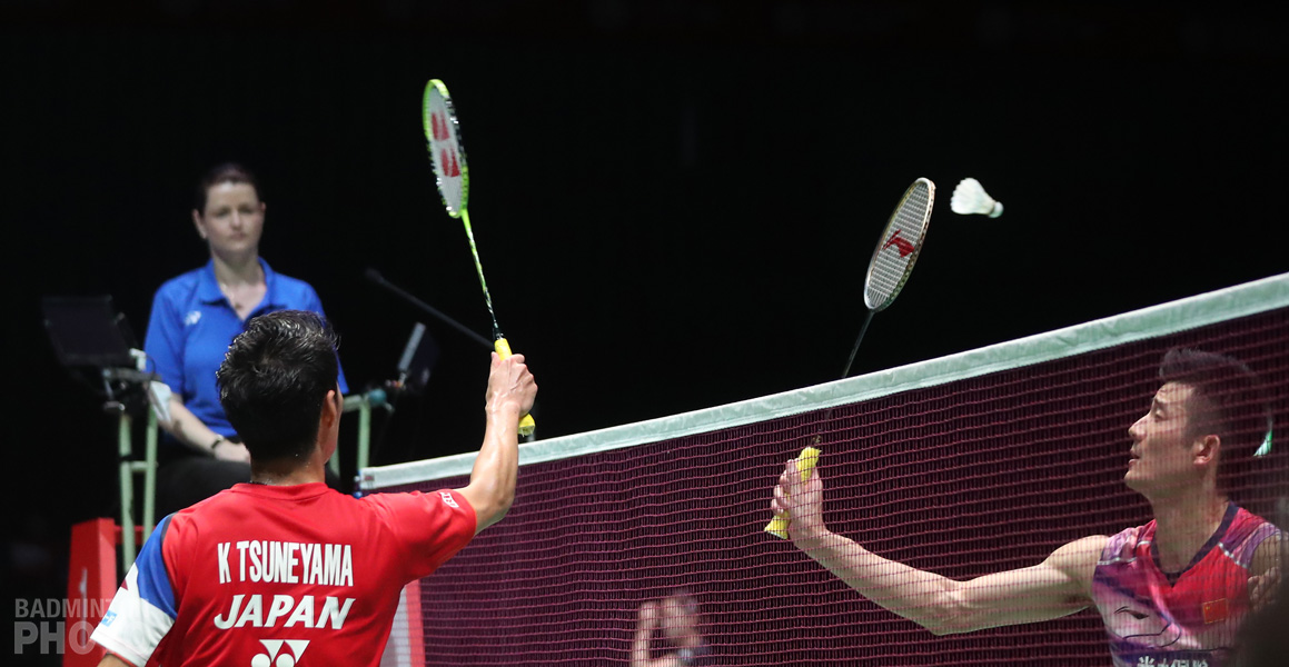 World #17 Kanta Tsuneyama, in the opening match of the 2019 Japan Open, cut short Rio Olympic gold medallist Chen Long's last appearance here before the Tokyo Olympics. By Miyuki […]