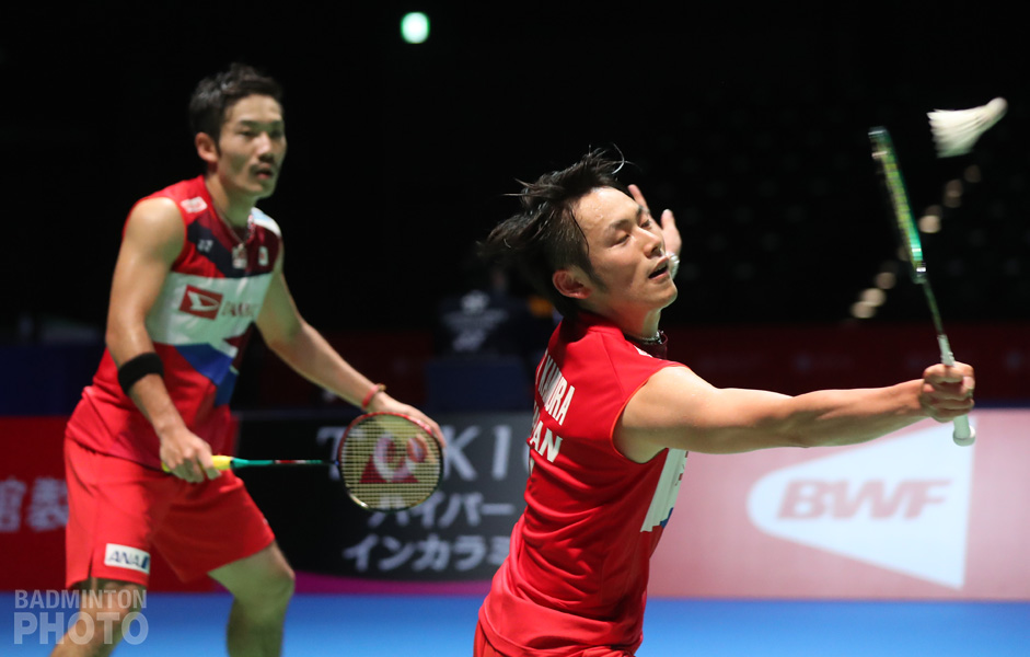 The good run ended for Kanta Tsuneyama on Thursday but Japan secured some good wins on their home soil to set them up for the quarter-finals. By Miyuki Komiya, Badzine […]