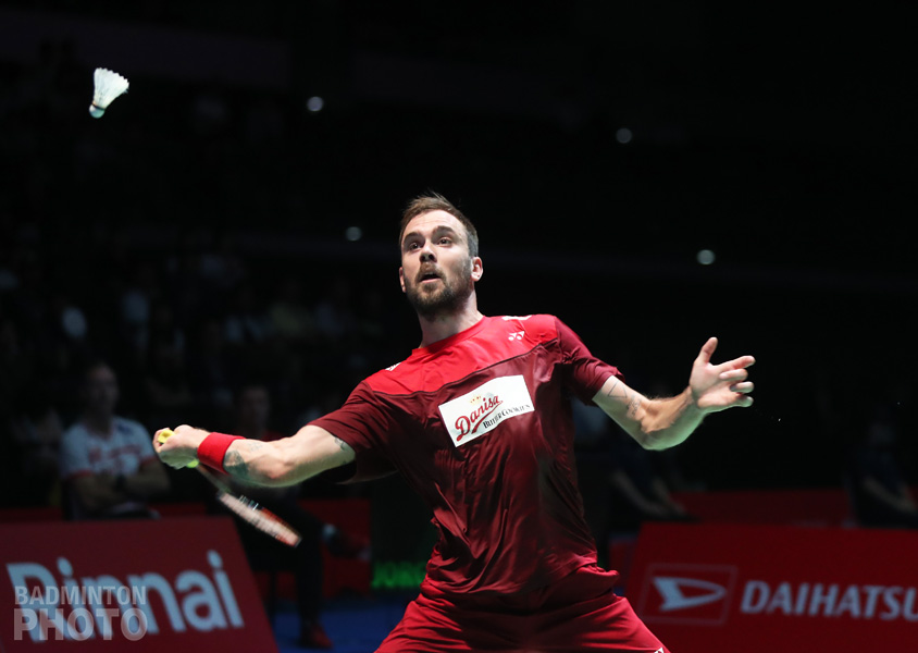 Following one reigning Olympic champion out of the 2019 Japan Open were London winners Li Xuerui and Lin Dan, with Soniia Cheah and Jan Jorgensen doing the honours. By Miyuki […]