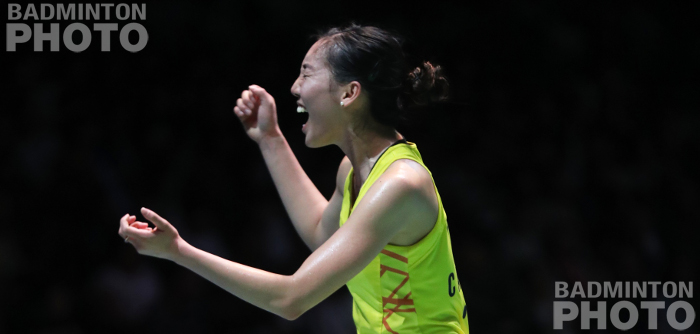 Canada's Michelle Li sent off currentworld #1 Tai Tzu Ying and started off a string of top seed defeats in the quarter–finals while Jonatan Christie succeeded in changing his feelings […]