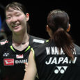 The women's singles title is already assured to stay in Japan, but the home shuttlers may take two extra titles on Sunday. By Miyuki Komiya, Badzine Correspondent live in Tokyo. […]