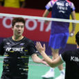 Reigning World Junior Champions Di/Wang and fell to veterans Kim Gi Jung / Kim Sa Rang not long after Sony Dwi Kuncoro schooled Kunlavut Vitidsarn as the 2019 Thailand Open […]