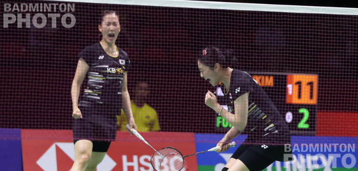 Soniia Cheah of Malaysia and Korea's Chang/Kim were the first to take down top ten opponents on Day 3 the 2019 Thailand Open. By Don Hearn, Badzine Correspondent live in […]