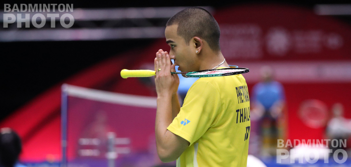 2008 Thailand Open champion Lin Dan lost out to Shesar Hiren Rhustavito while 2013 winner Srikanth Kidambi fell to local hopeful Khosit Phetpradab on Day 3 of the Thailand Open […]