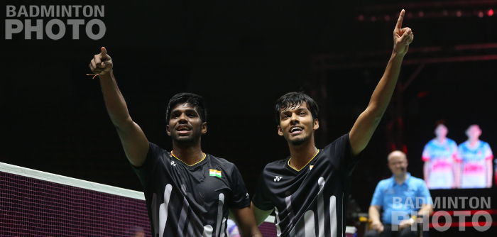 India's Satwiksairaj Rankireddy / Chirag Shetty crouched low and leapt high as they stunned reigning World Champions Li/Liu to take the 2019 Thailand Open title. By Don Hearn, Badzine Correspondent […]